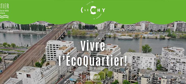 Ecoquartier du Bac - Clichy la Garenne